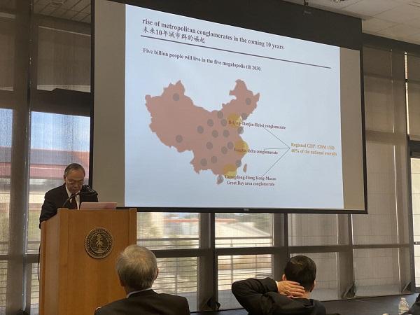 中国城市化机遇与挑战